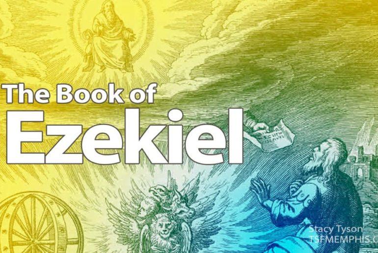 Preaching on Ezekiel chapter 1
