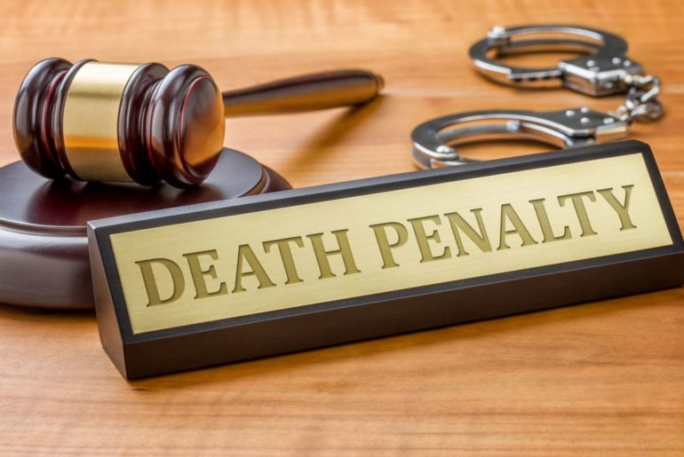 Death Penalty and Christ